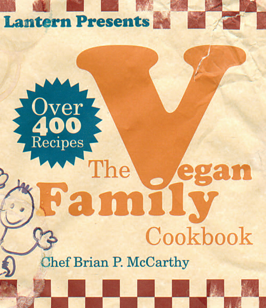 The Vegan Family Cookbook