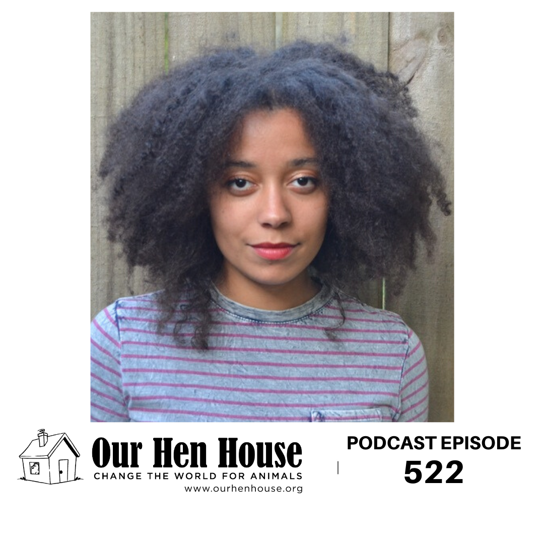 Aph Ko on the Our Hen House Podcast