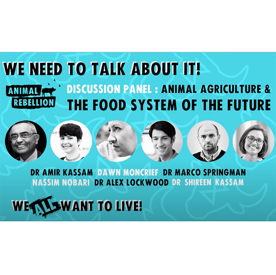 "Alex Lockwood to speak on ""The Food System of the Future"" panel discussion"