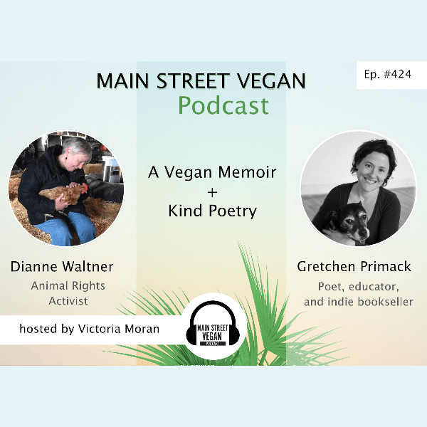 Gretchen Primack on The Main Street Vegan Podcast